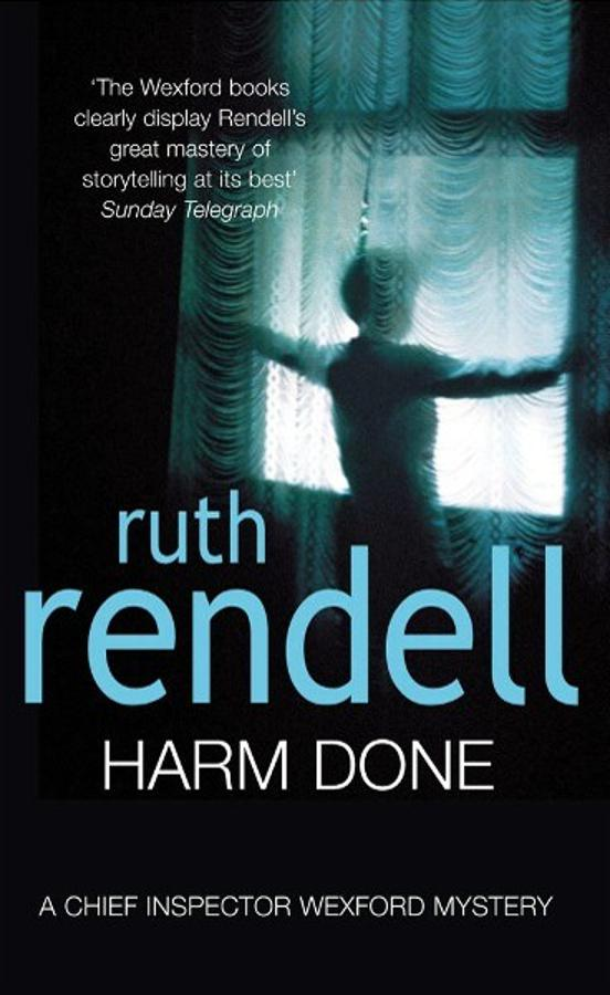 Ruth Rendell The Fallen Curtain And Other Stories border=