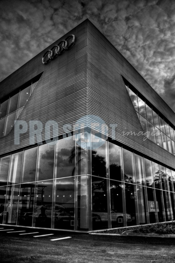 Audi showroom | ProSelect-images