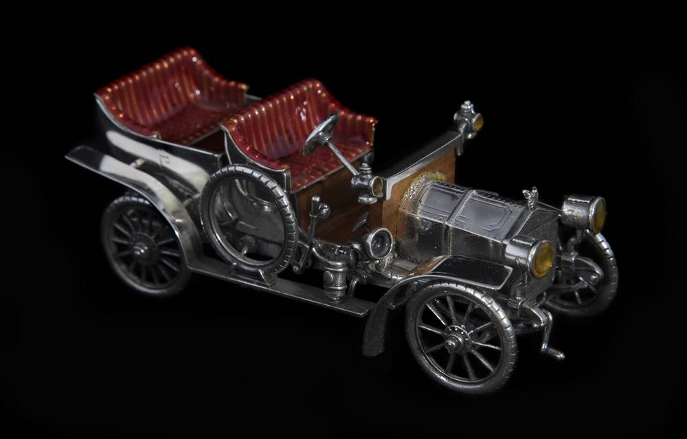 Bernardi Auctioneers antique car product photography | ProSelect-images
