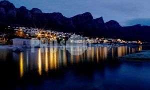 Camps Bay at Night | ProSelect-images
