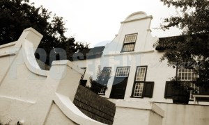 Cape Dutch house Constantia | ProSelect-images