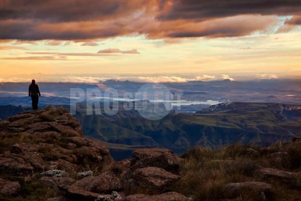 Cleft Peak Drakensberg view | ProSelect-images