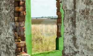 Countryside ruin view | ProSelect-images
