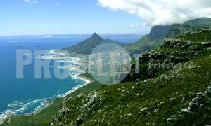 Devil's Peak Cape Town | ProSelect-images