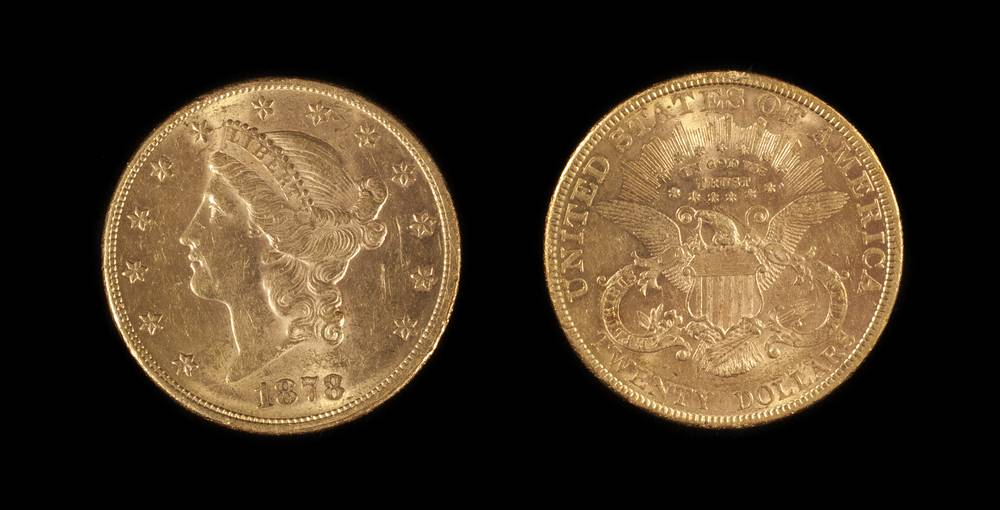 Gold coins Bernardi Auctioneers product photography | ProSelect-images
