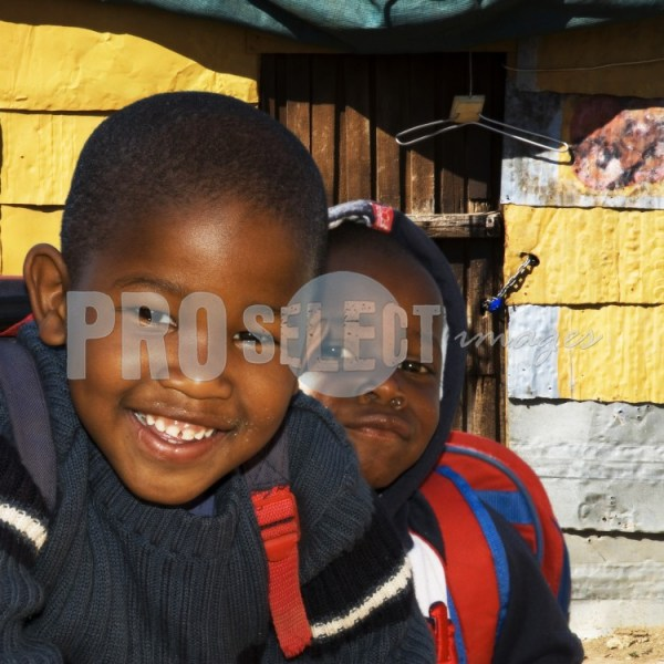 Happy Mamelodi kids | ProSelect-images