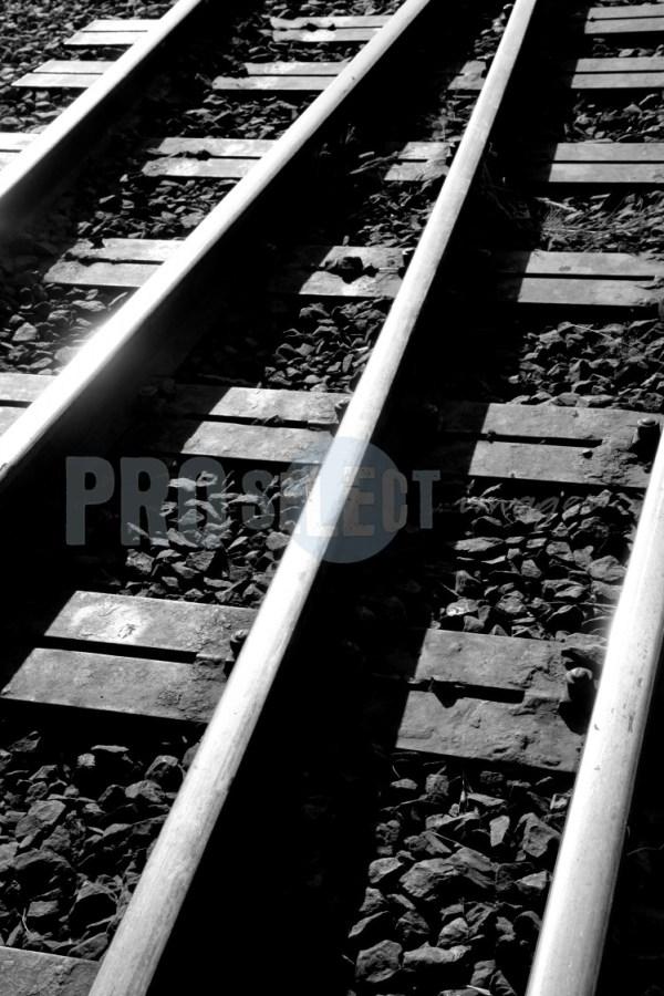 Railway lines Okahandja | ProSelect-images
