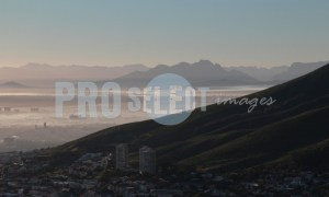 Smog over Cape Town | ProSelect-images