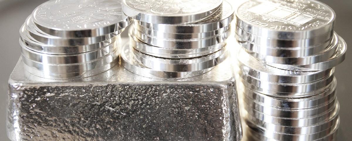 Silber bietet sich als Investment an