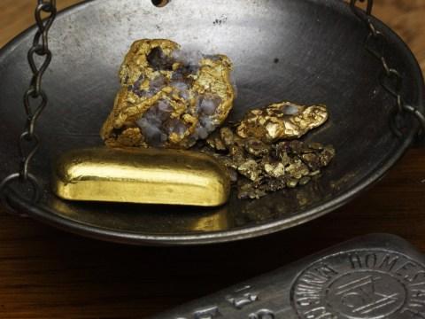 Manipulation von Gold und Silber