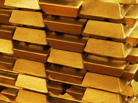 Goldförderung