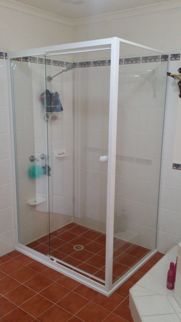 Semi Framed Shower Screens  Shower Screens Sydney  Free Quote