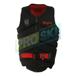 JETPILOT X1 Rapid Dry Mens Buoyancy Vest - Black/Red