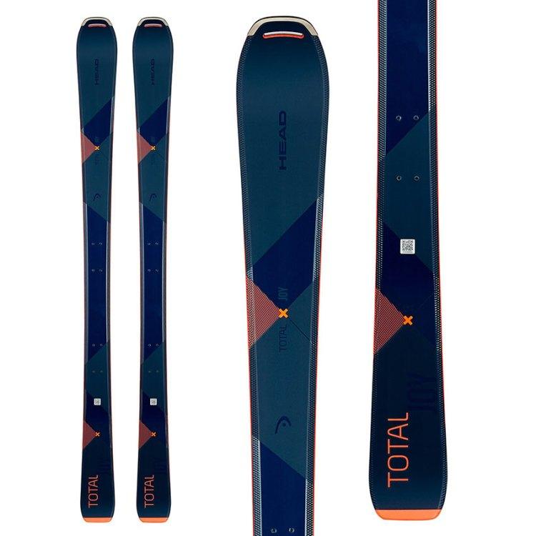 HEAD Total Joy Ladies Skis + Joy 11 Binding
