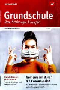 "Cover des Magazins ""Grundschule"""