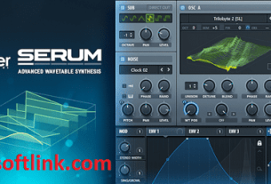 Serum VST V3b5 Crack Free Download With Torrent 2020 (Win+Mac)