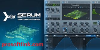 Serum VST V3b5 Crack Free Download With Torrent 2020 (Win+Mac)