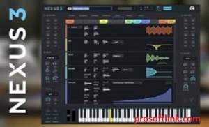 Refx Nexus 3.2.1 Crack VST Plugin With Torrent Free Download (Mac/Win)