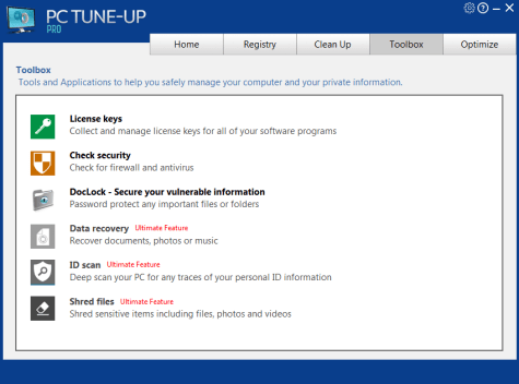 Large Software PC Tune-Up Pro 7.0.1.1 With Crack [Updated]