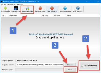 Kindle DRM Removal 4.20.912.385 with Crack [Latest]