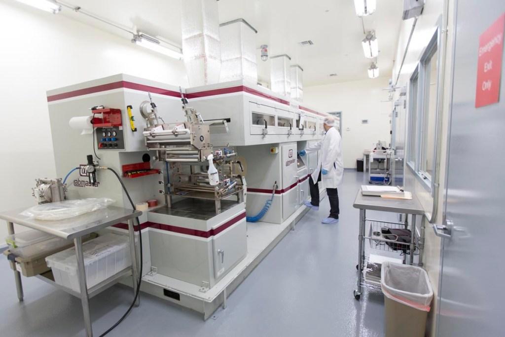 pharmaceutical coater