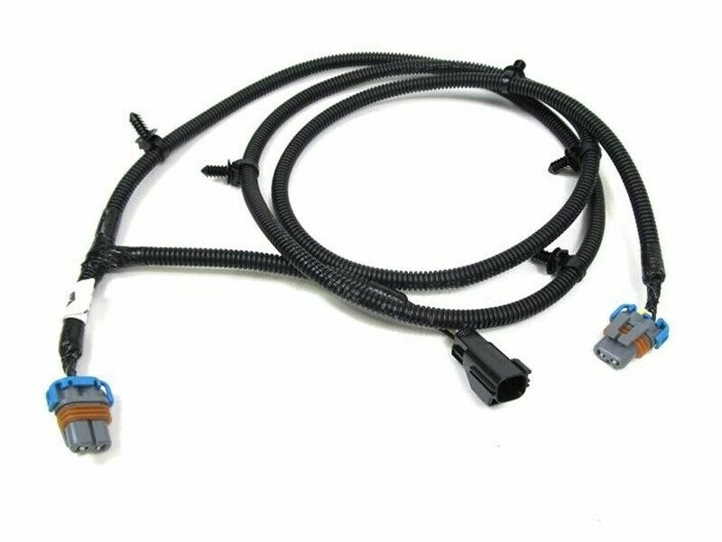 Fog Light Wiring Harness for 02-08 5.9L 6.7 Cummins 24V