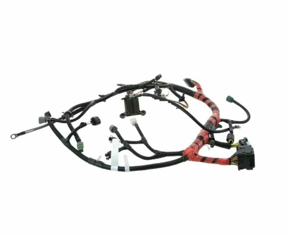 2003 to 2007 6.0 Powerstroke Sensors & Engine Wiring