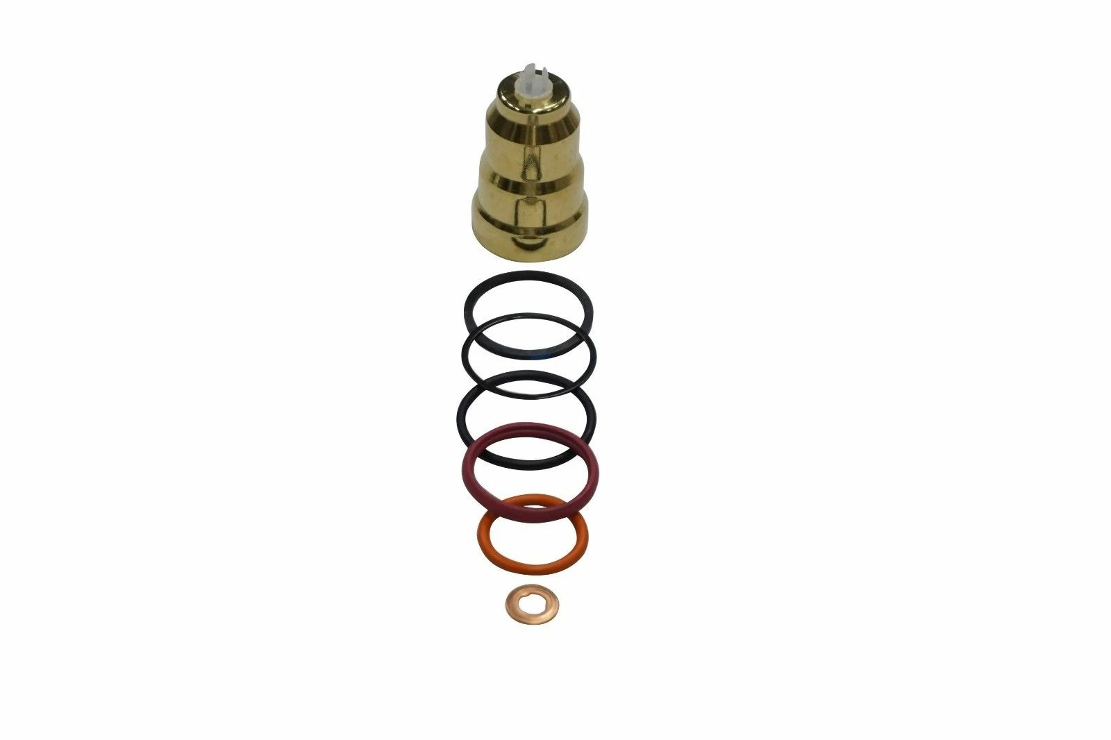 Set Of 8 Fuel Injector Cup Sleeve O Ring Kit For 94 03 7
