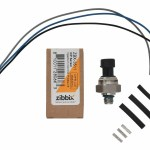 Zibbix Icp Injection Control Pressure Sensor Pigtail Kit For 03 04 6 0l Powerstroke Prosource Diesel