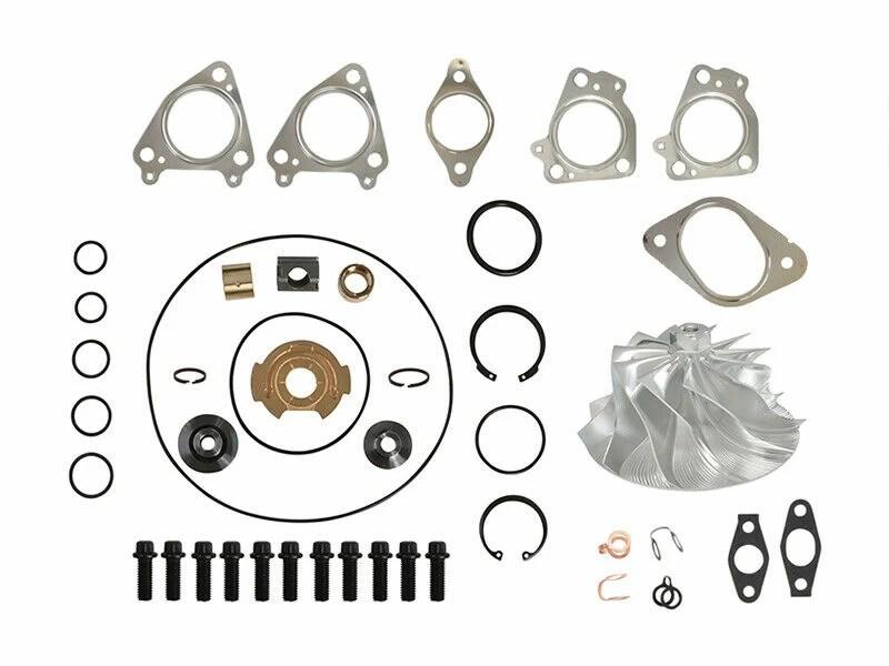 GT3788VA Turbo Rebuild Kit Billet Gasket for 04.5-05 LLY