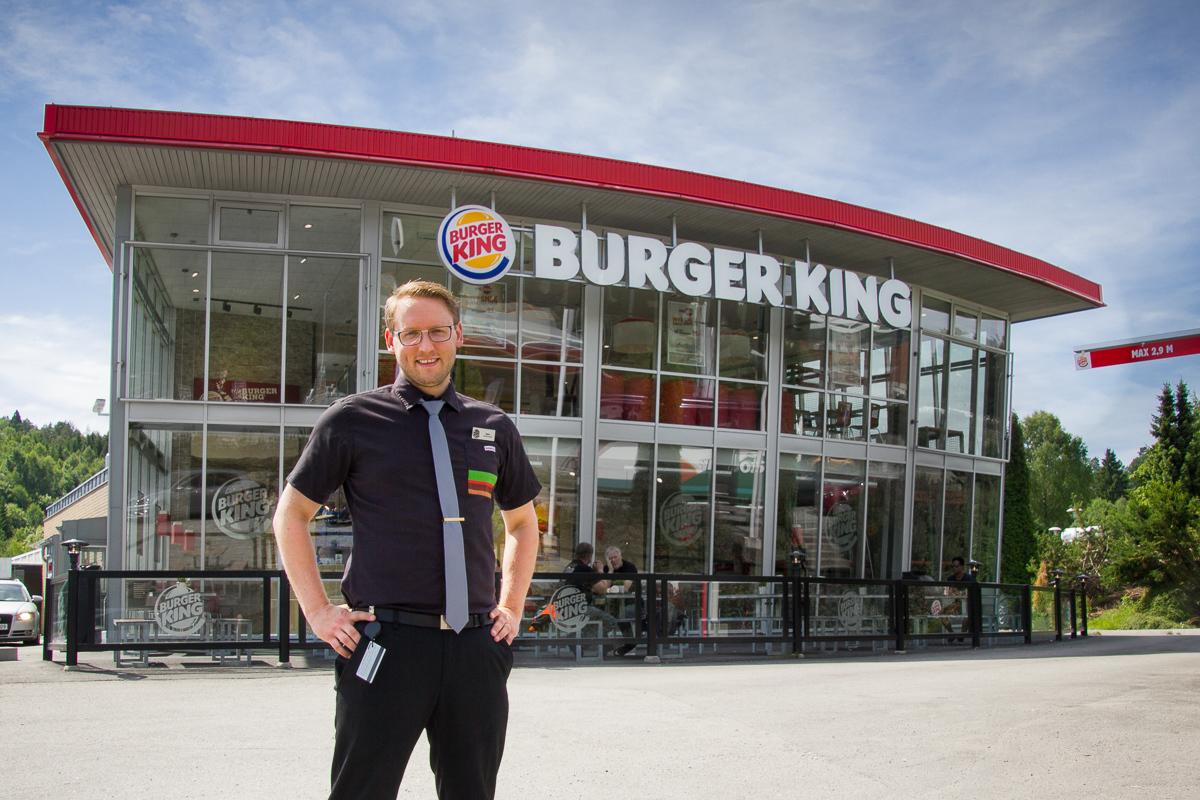 Bedriftskunder Burger King bruker Prospecta for å få nye kunder