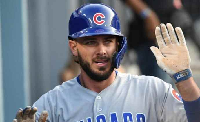 Kris Bryant Chicago Cubs trade Seattle Mariners