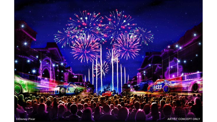 Pixar Fest 'Together Forever – A Pixar Nighttime Spectacular'