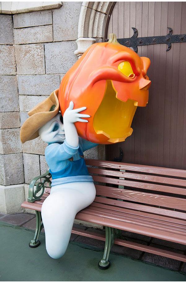 TDL Halloween Photo Op