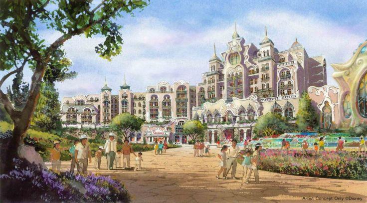 Tokyo Disney 2022 Hotel
