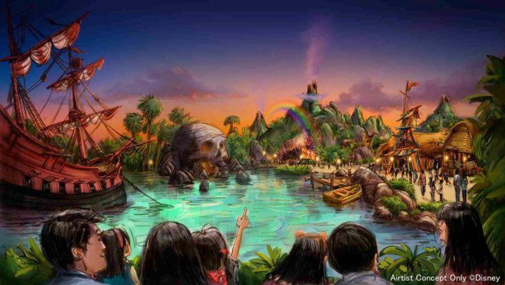Tokyo Disney 2022 Peter Pan