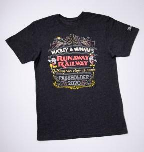 Runaway Railway AP Shirt