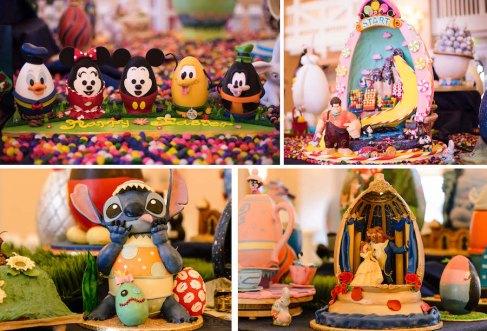 Recent Easter Egg Display 1