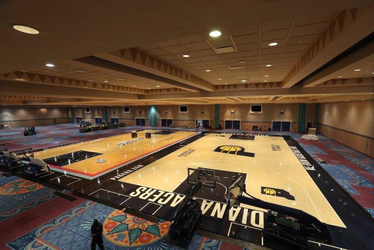 Coronado Practice Court