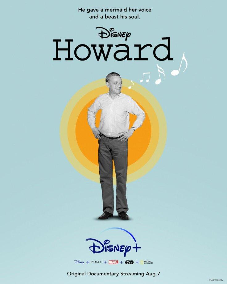 Howard Disney Plus Poster