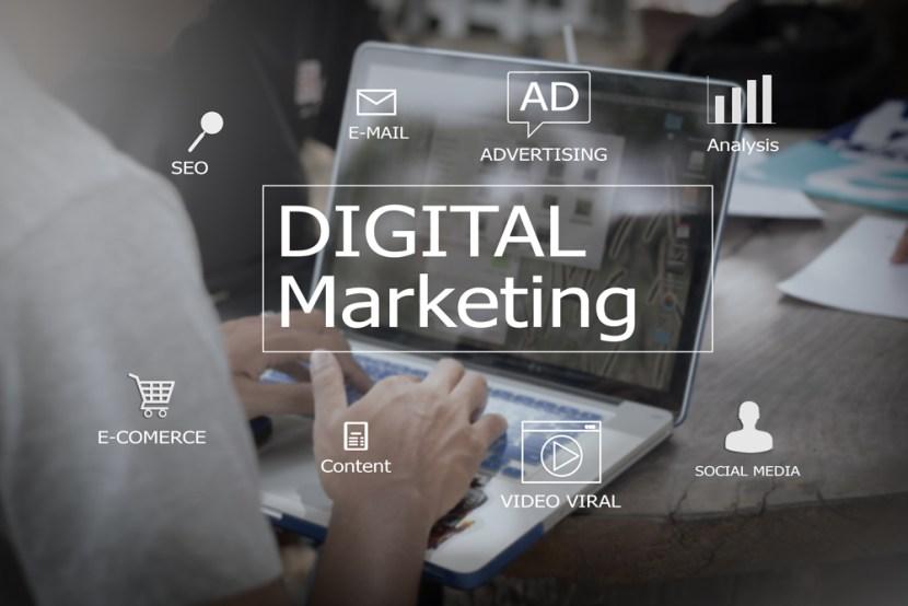 digital marketing, email campaigns, social media marketing, seo, sem, creative content development, analytics