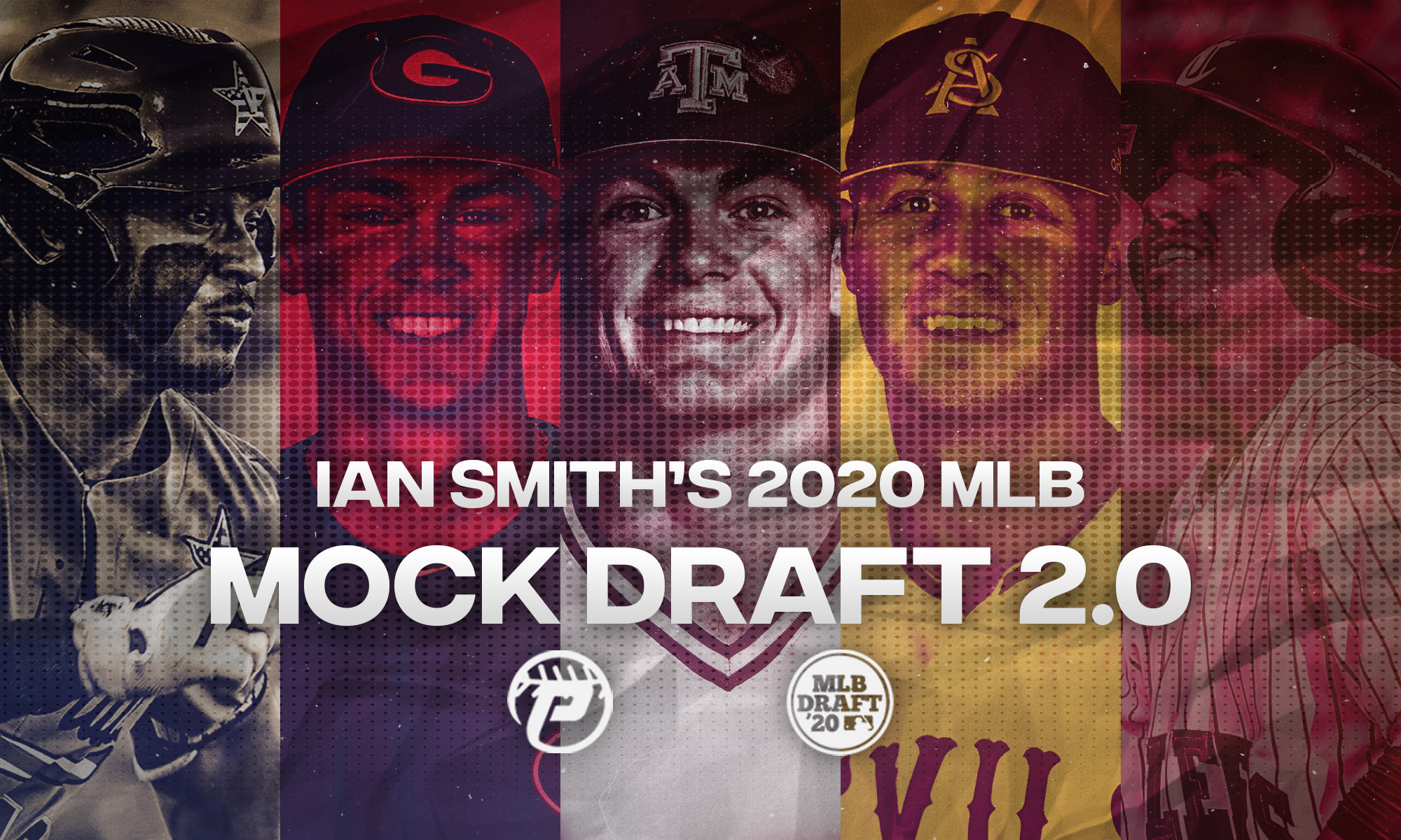 Ian Smith S 2020 Mlb Mock Draft 2 0 Prospects 365