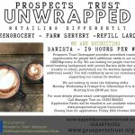 Unwrapped is recruiting