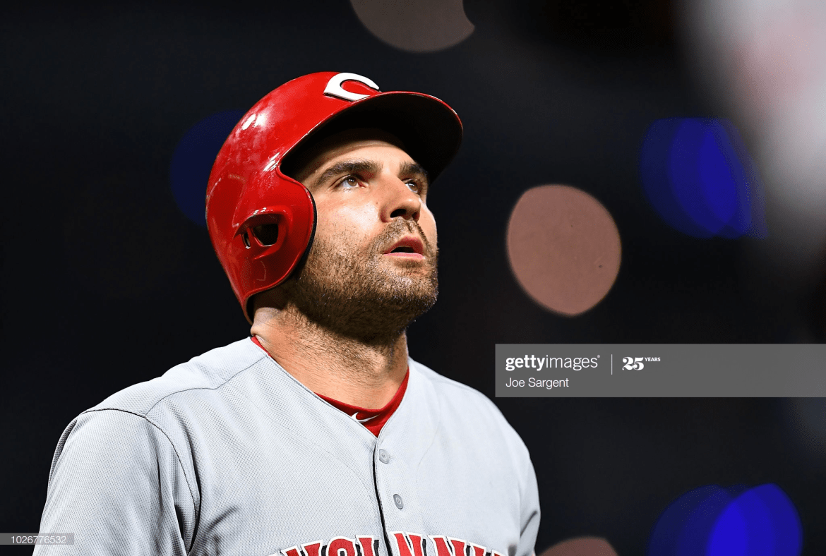 Deep Dive: Joey Votto