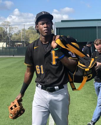 Oneil Cruz – Scouting Report: Pirates Prospect