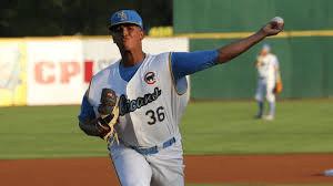 Scouting Report: LHP Brailyn Marquez – Unknown to a Top 100 Prospect