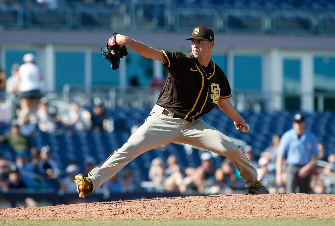 Dynasty Leagues: Top 20 Pitching Prospects