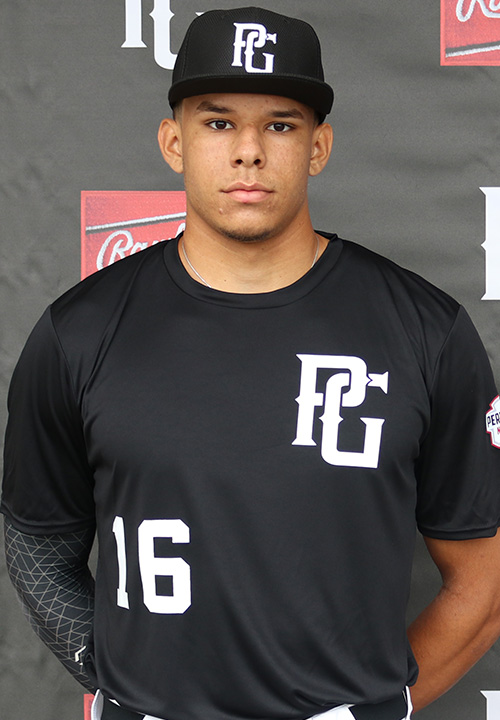Joshua Baez OF | Scouting Report 2021 MLB Draft