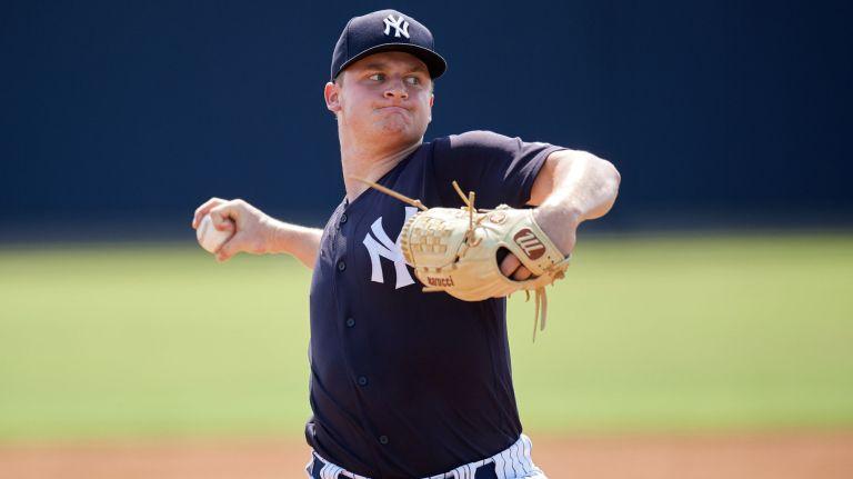 Clarke Schmidt – Scouting Report: Yankees RHP Prospect