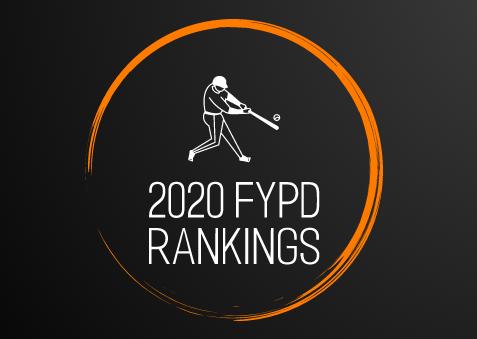 2020 FYPD Rankings